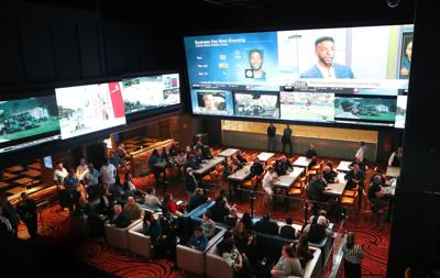 William Hill Sports Book at Tropicana Atlantic City (copy)