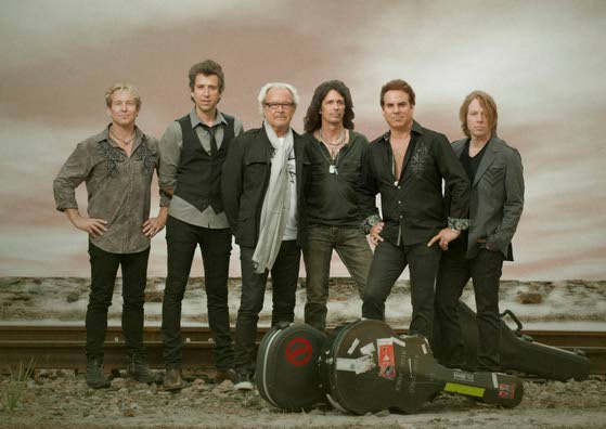 5 Questions with Foreigner singer Kelly Hansen