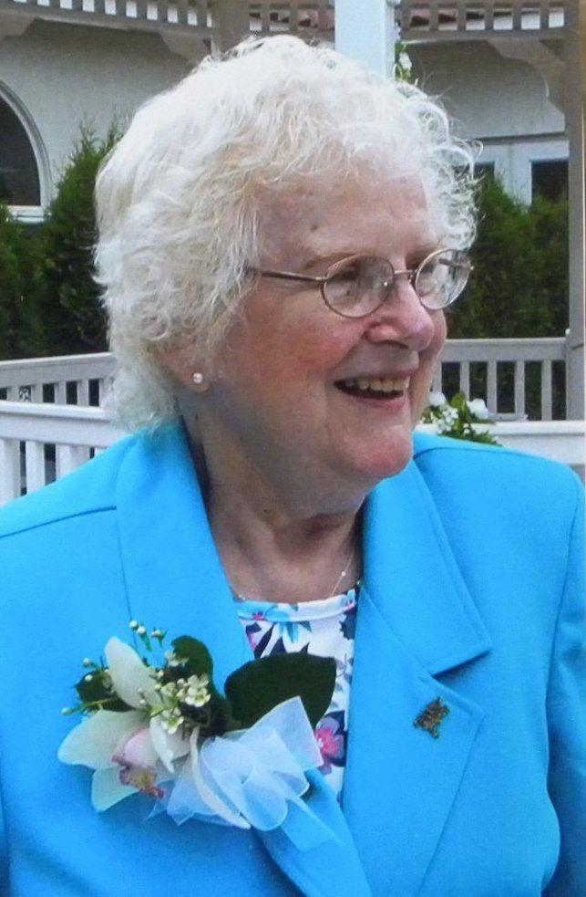 Corson, Shirley Ann