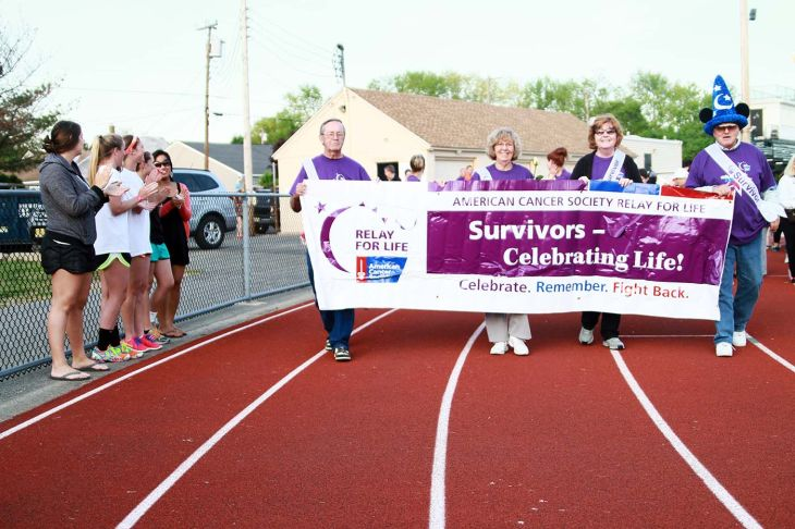 lcmc m29 Relay for Life