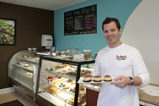 Baked Pastry Shop in Marmora arrives to sweeten Cape life a bit