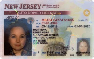 NJ residents will need a REAL ID to fly domestically after Oct. 2020