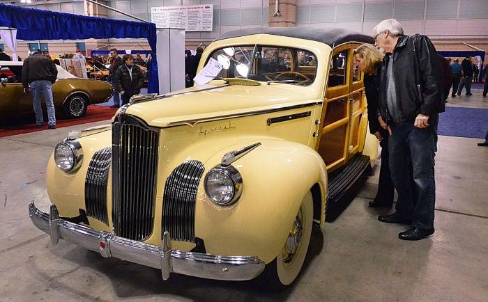 Classics Rule At Annual Atlantic City Classic Car Show Auction - Atlantic city classic car show