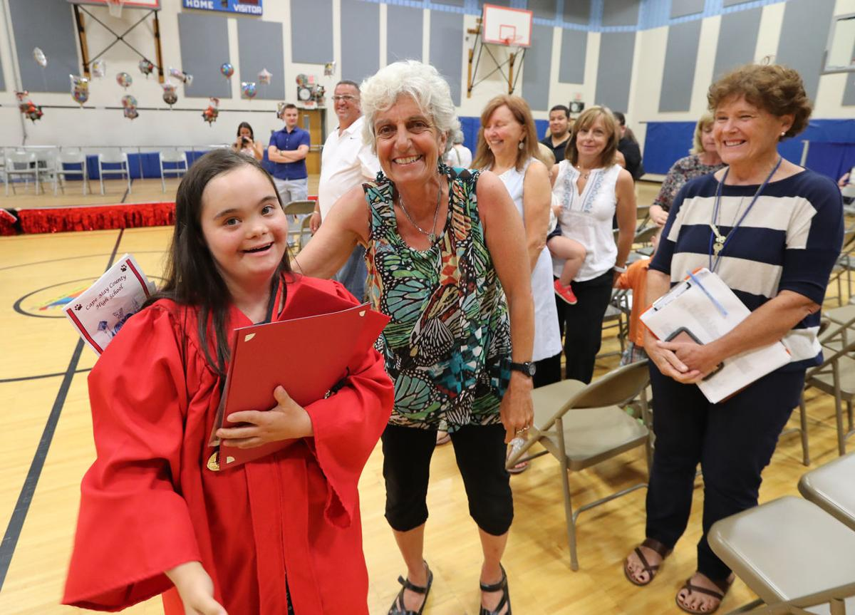 Cape May County HS Graduation