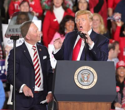 "President Donald Trump ""Keep America Great"" Rally"
