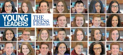 Meet The Press of Atlantic City's 2021 Young Leader award winners