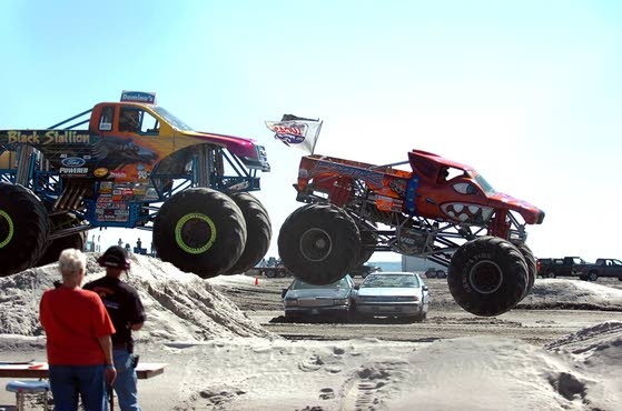 Monster Trucks In Wildwood And So You Think You Can Dance In Ac Head Our List Of Things To Do At The Shore Today Lifestyles Pressofatlanticcity Com