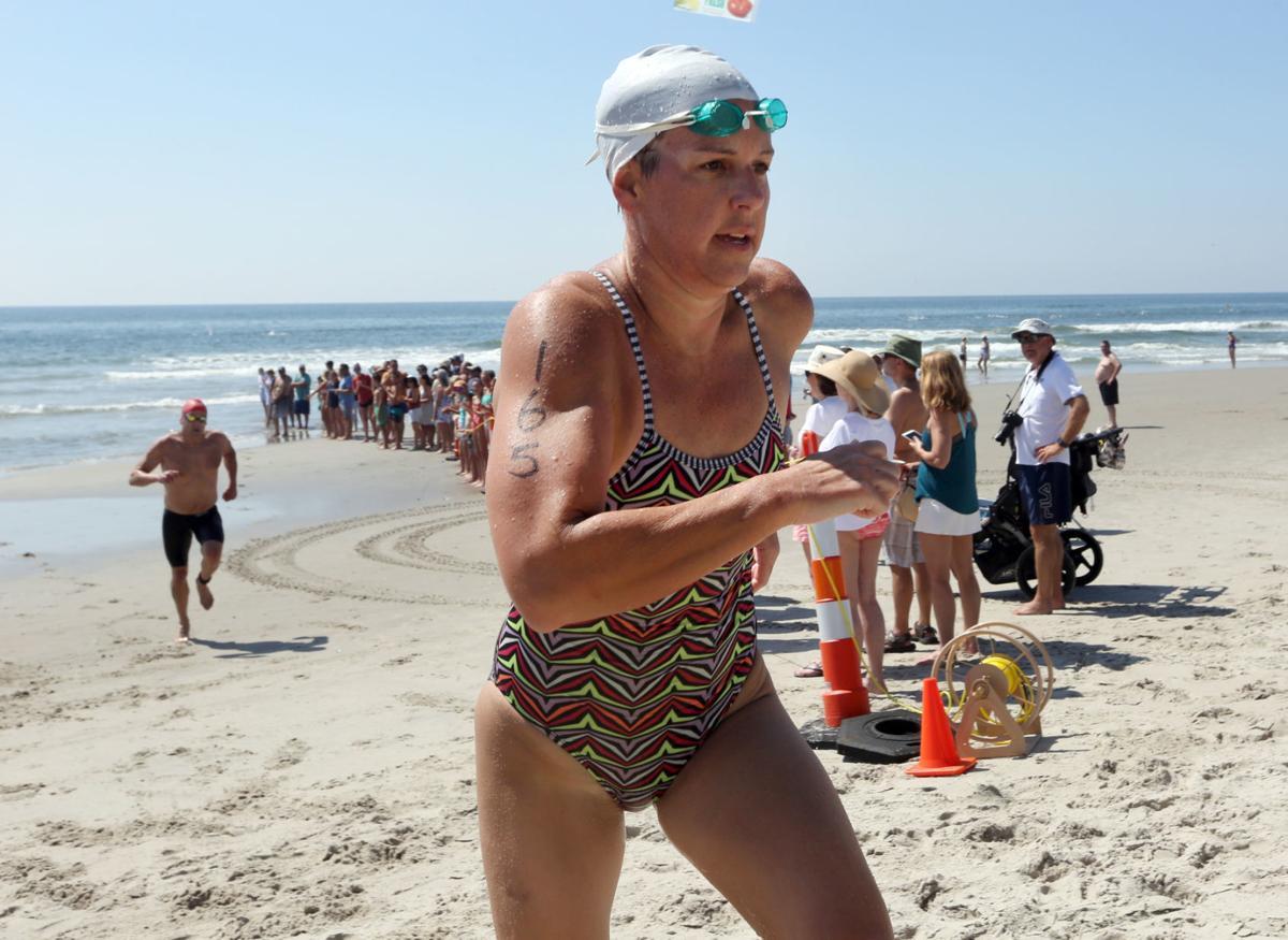 Carey Masters Ocean Swim