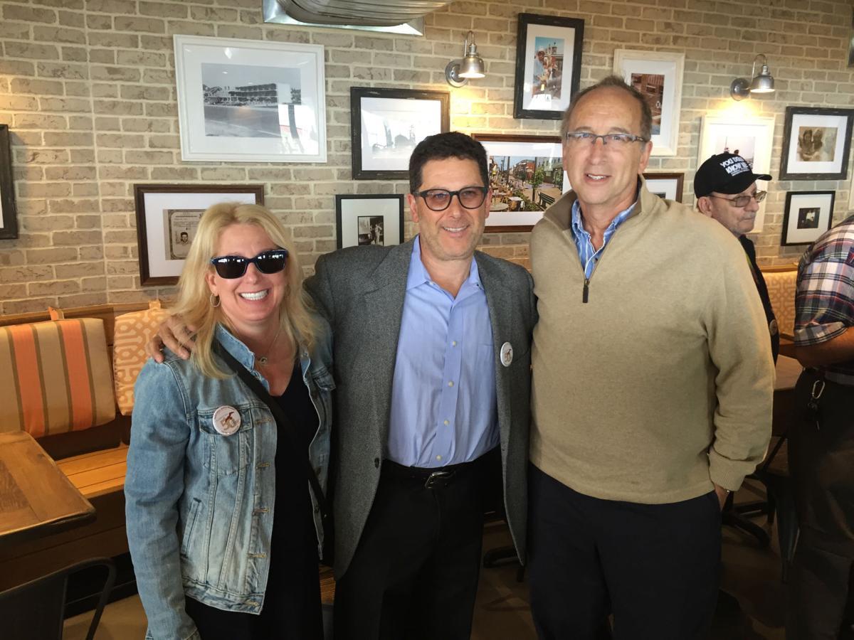 Amy and joe Hirsch, Ron Goldstein.jpg