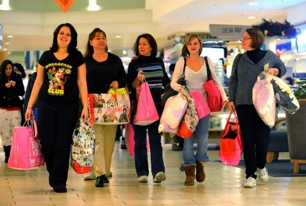 Strong Black Friday sales, report area retailers | News