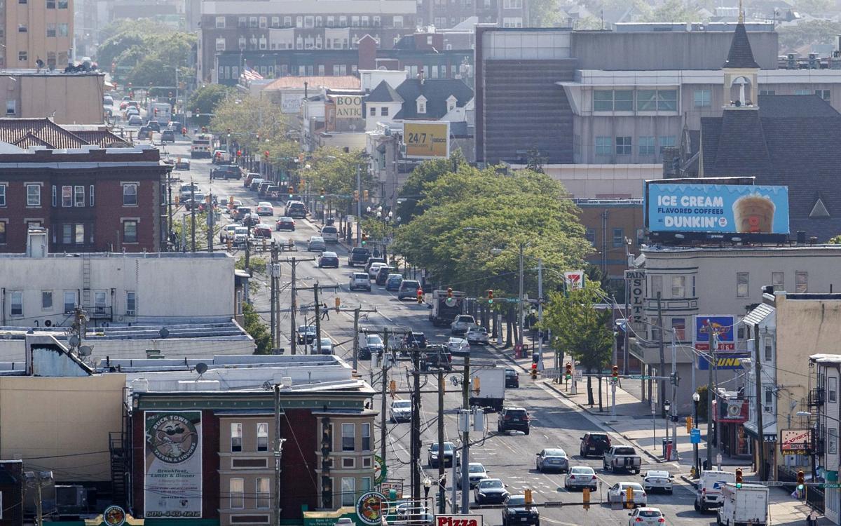 Atlantic Avenue traffic