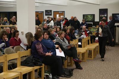 F27 Township school meeting