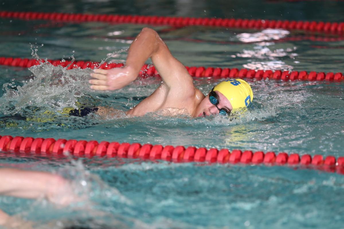 bc high school swim meet