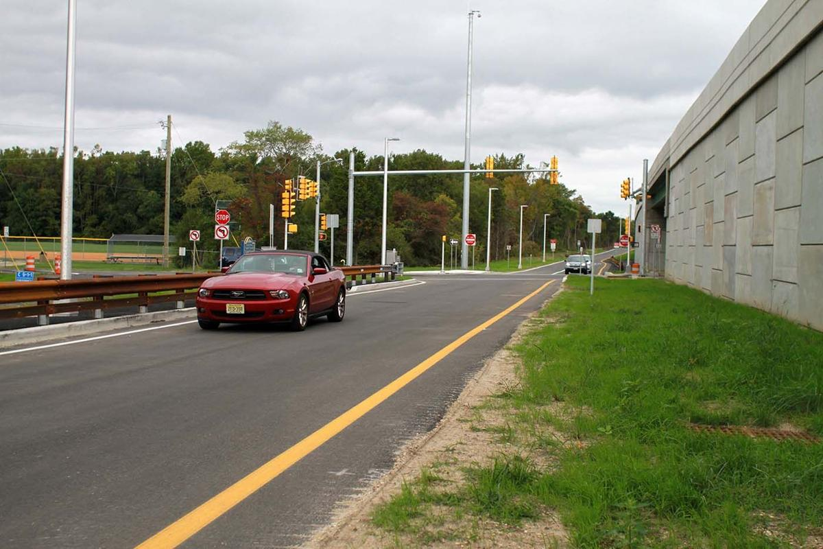 Parkway Overpasses Open To Traffic In Middle Township Lower Capemay