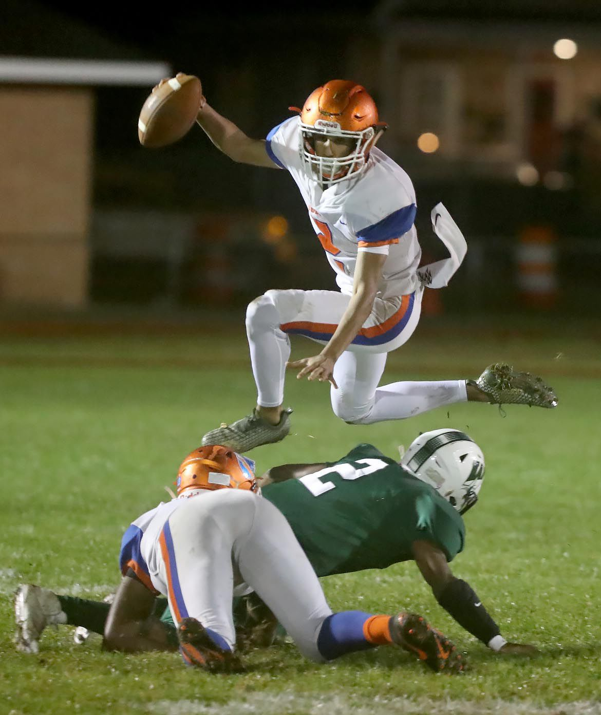 Millville Vs Winslow Township High School Football Game High