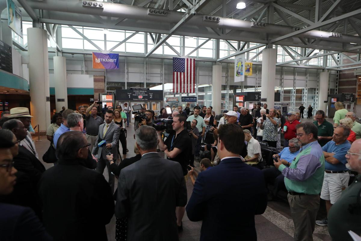 Atlantic City Rail Line Shutdown Not Bait And Switch Nj Transit