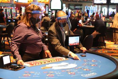 Atlantic City Casino reopen