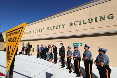 New Lower Township Public Safety Building