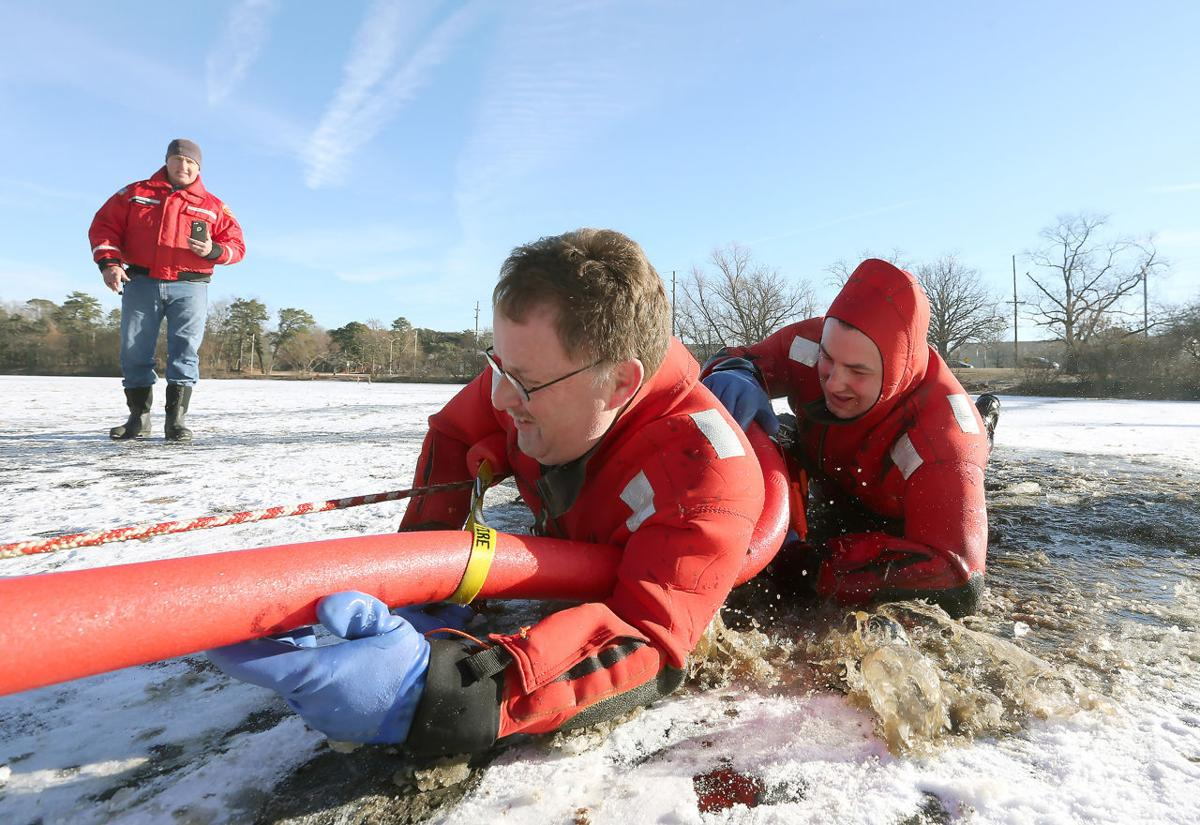 Cold Weather Ice Water Rescue