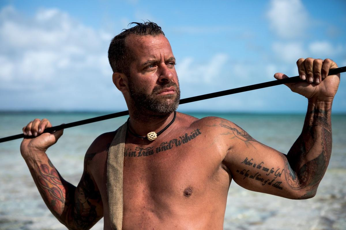 Cape May Court House Fisherman To Get Naked And Afraid -2968