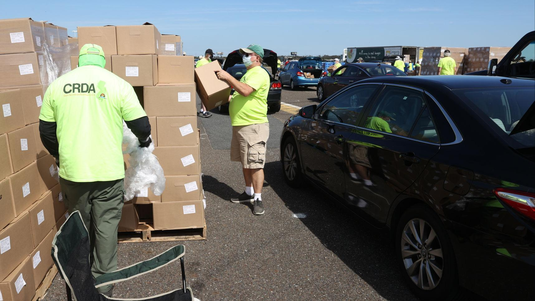 Eighth Food Distribution Event To Be Held Thursday At Bader Field Local News Pressofatlanticcity Com