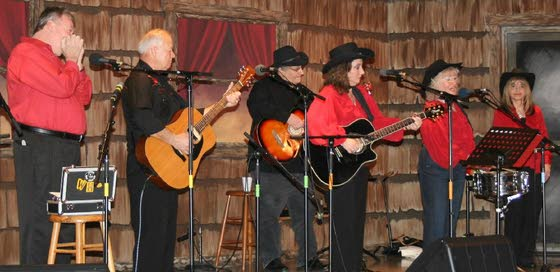 At The Shore Today: Old-fashioned country music with some new twists during Warmhearted Country Band's free show in Barnegat