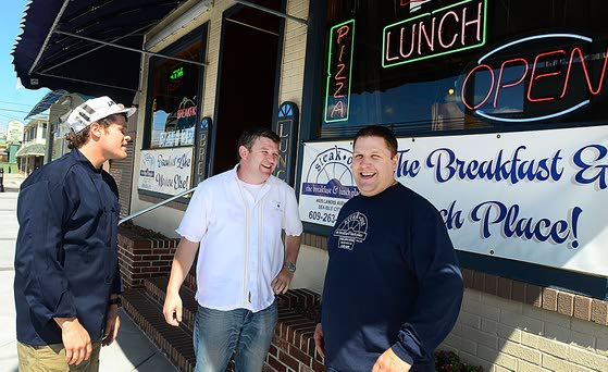 Sea Isle repairs hard-hit restaurants