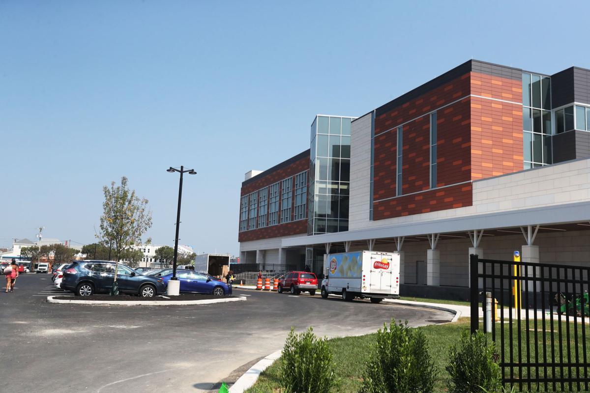 Stockton University Atlantic City campus