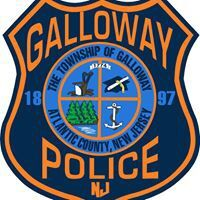 Galloway Township police icon