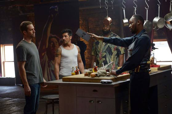 'Brick Mansions' is no way  for Paul Walker to bow out