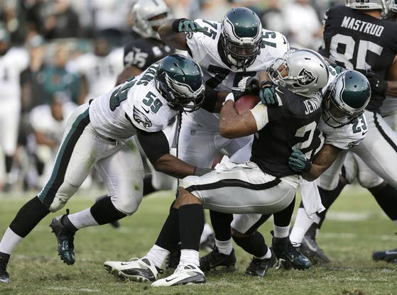 Ryans emerges as a leader on Eagles' defense