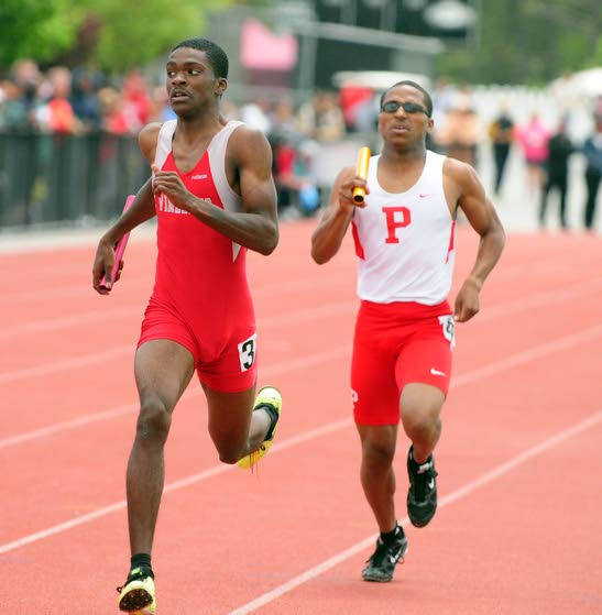 EHT boys take 1st sectional track title