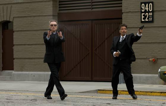 Veteran actors Walken, Pacino, Arkin elevate 'Stand Up Guys'
