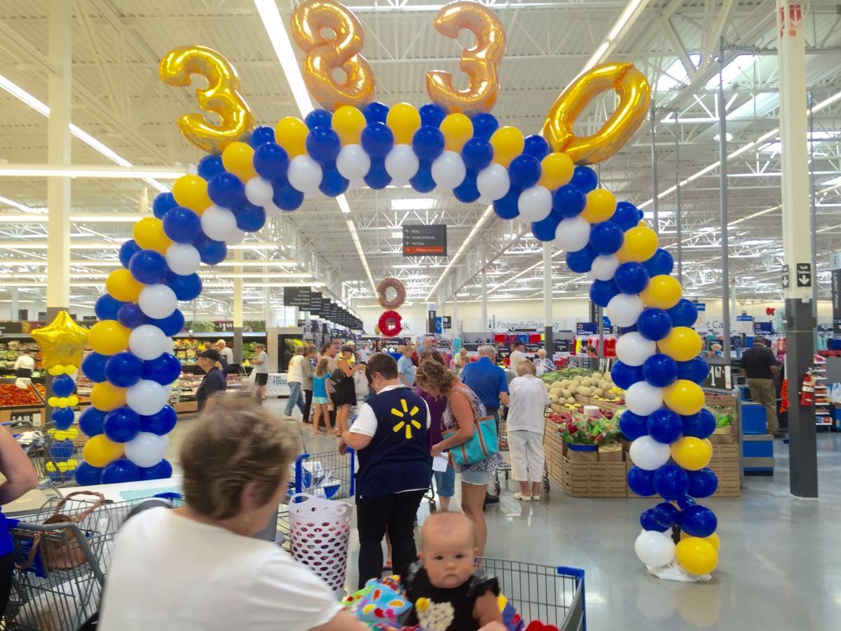 Walmart Opens In Little Egg Harbor Doors To Stay Open 24 Hours A