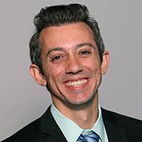 Meteorologist Joe Martucci Headshot