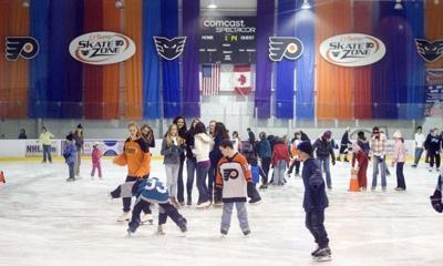 Flyers Skate Zone Anniversary