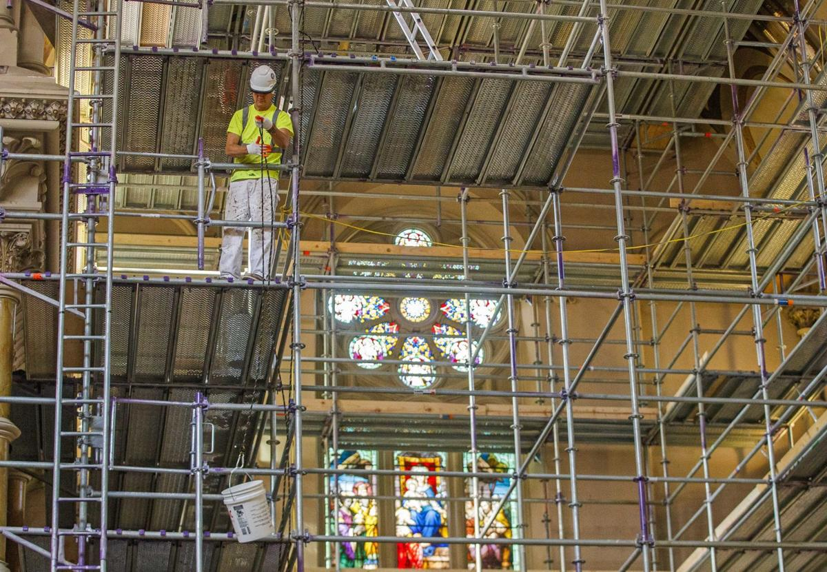 St. Nicholas Church Renovation