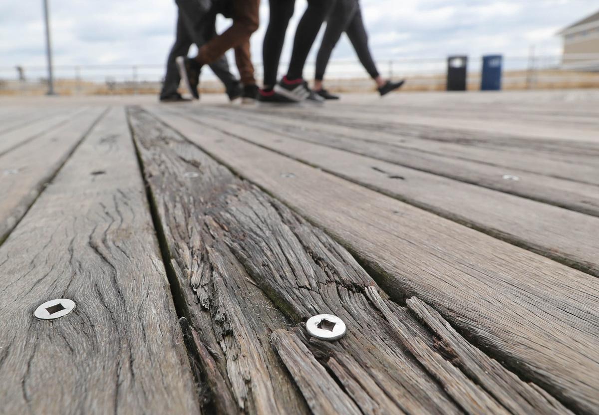 Atlantic City's boardwalk needs repair