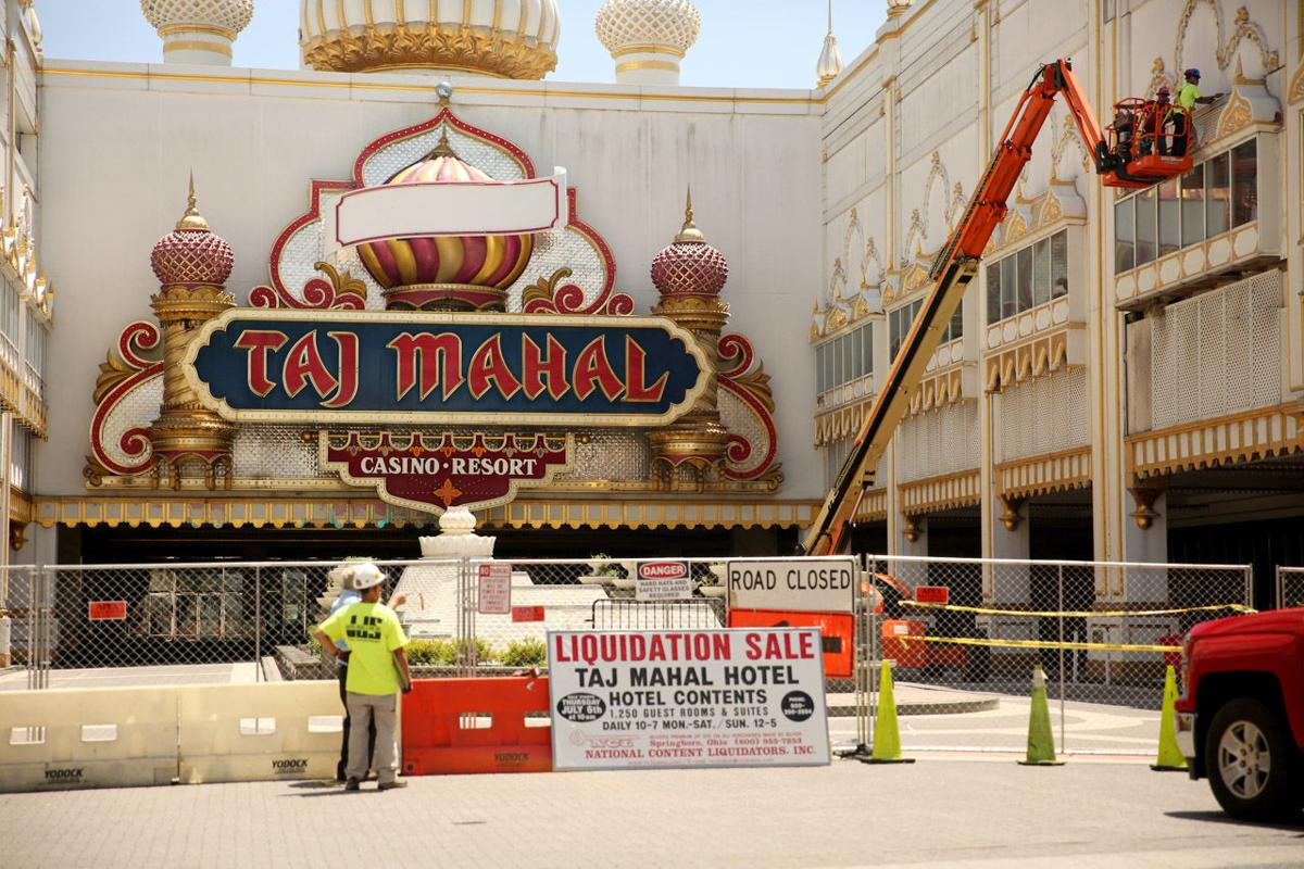 State sells bonds for remaining atlantic city casino tax for Taj mahal online casino