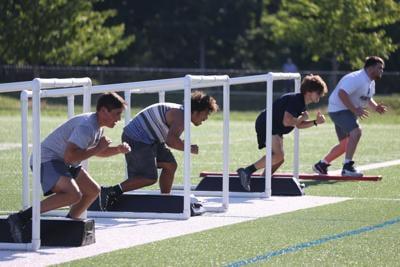 St. Augustine workout