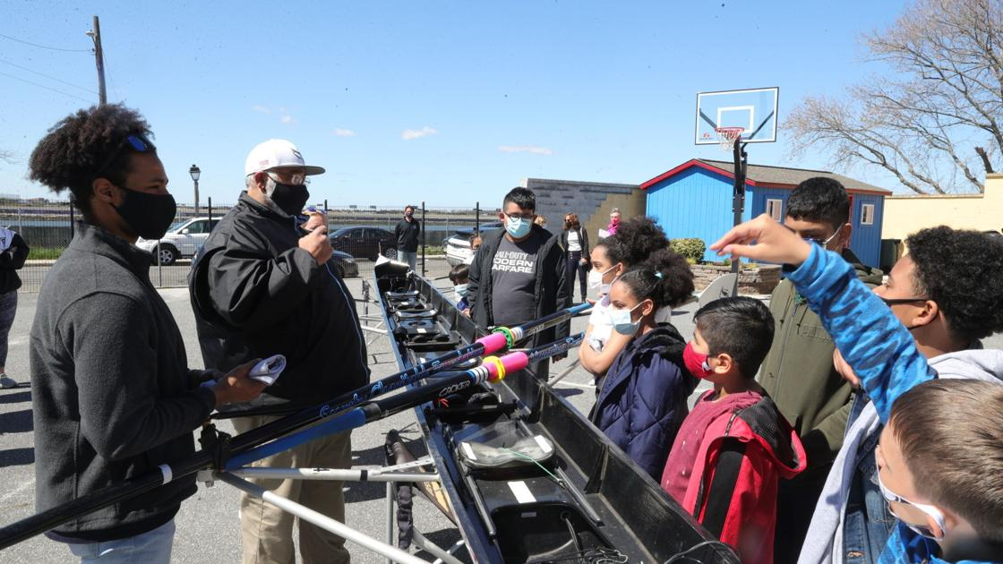 Stockton wants summer youth rowing camp to inspire future athletes