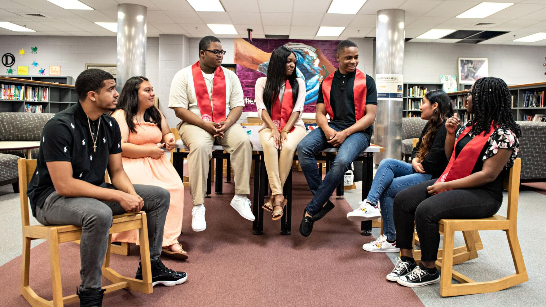 Pleasantville High's top students in 2021 are also graduating with a college degree