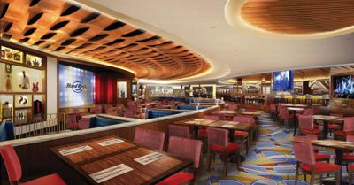 First look at Hard Rock Hotel & Casino Atlantic City