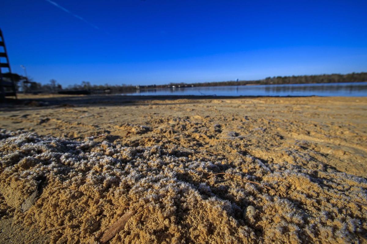 Sunny Lake Lenape Winter