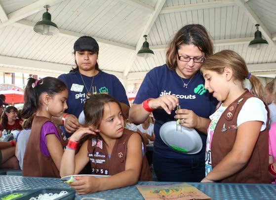 Looking for leadersGirl Scouts seeking new members, troop heads