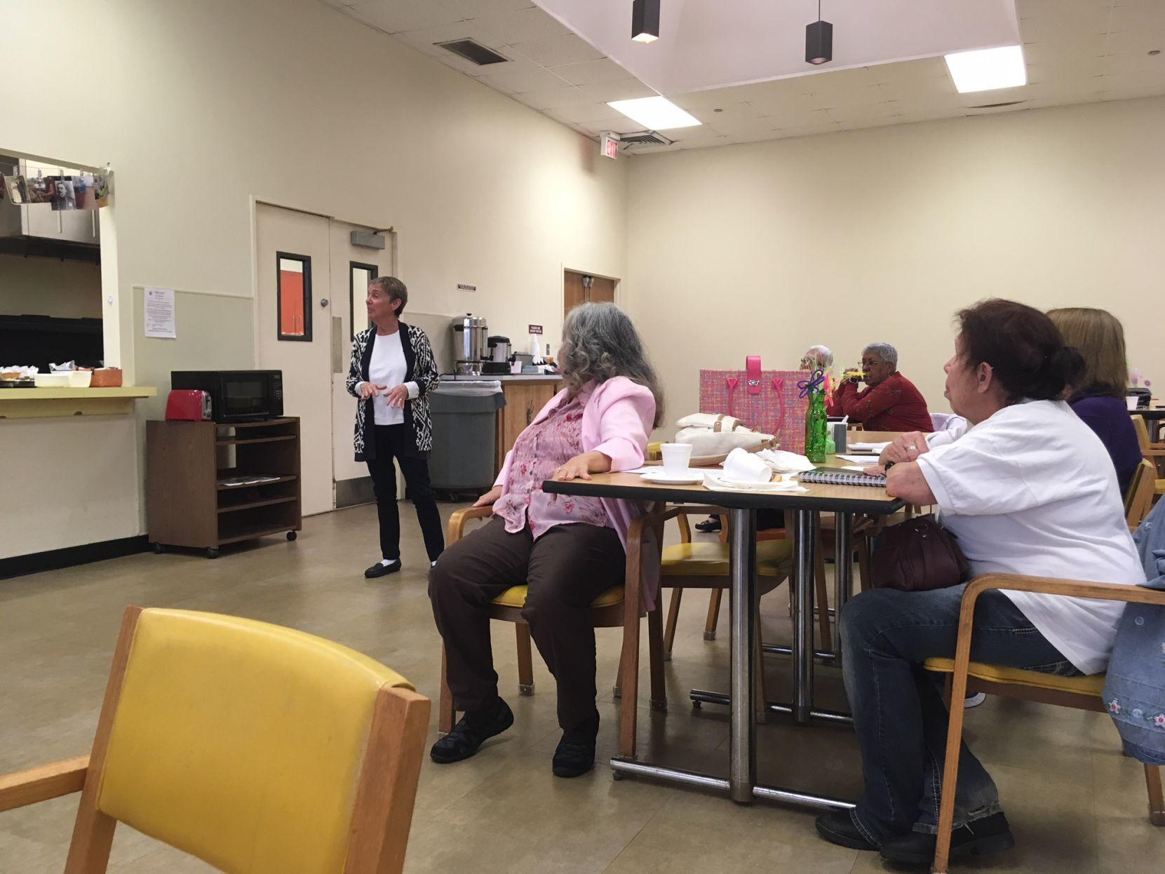 An Atlantic County aging official explains what is available for seniors