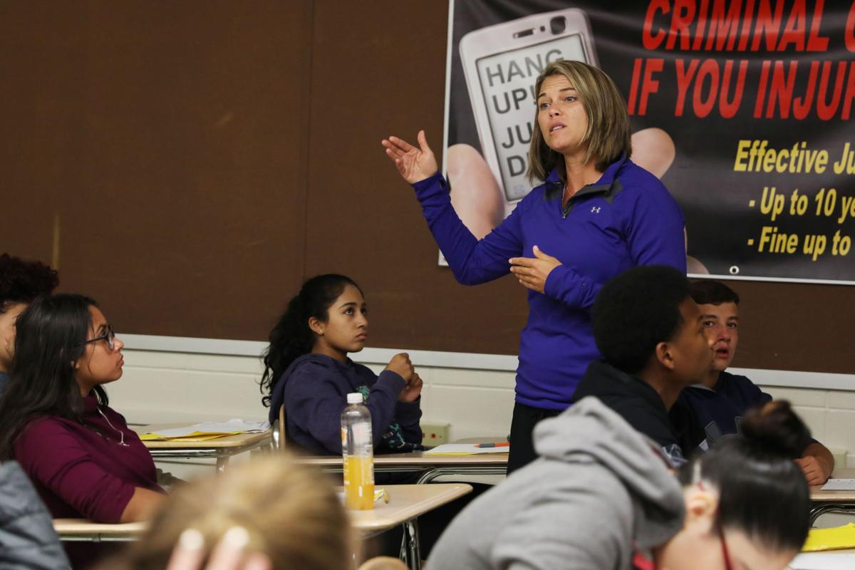 Domestic violence in schools
