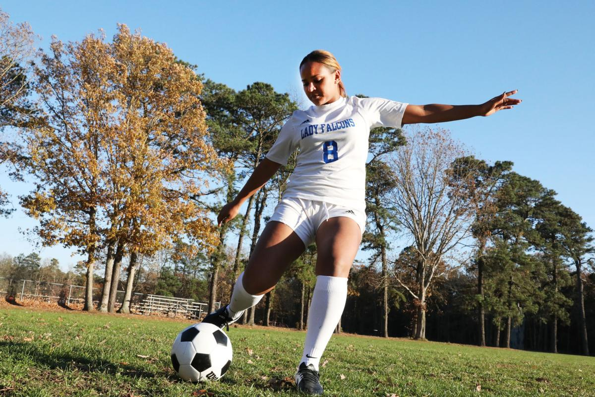 Girls Soccer Player of the Year