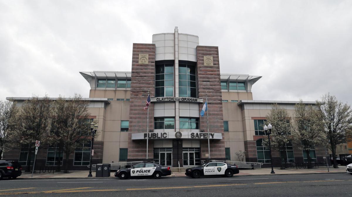 Atlantic City public safety building