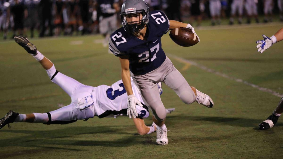 GALLERY: Williamstown at St. Augustine Prep Football